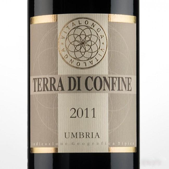 vitalonga_-_terra_di_confine_2011_-_etichetta
